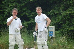 Paul Mann & Ian Hervey