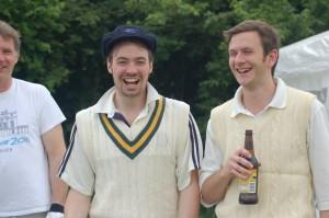 Horsington cricket match