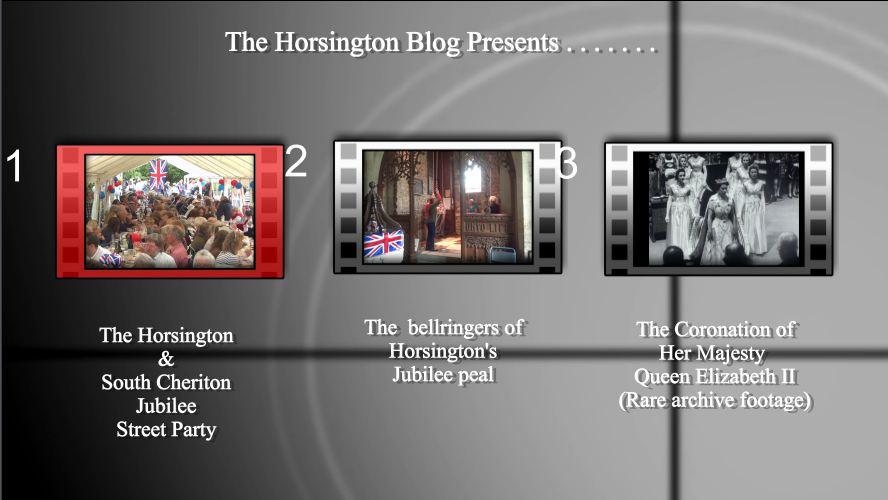 Horsington Jubilee DVD